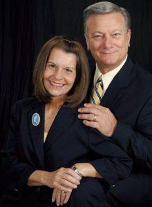 Mike and Mona Ward